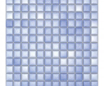 H 008 Solid Glass Pool Tile