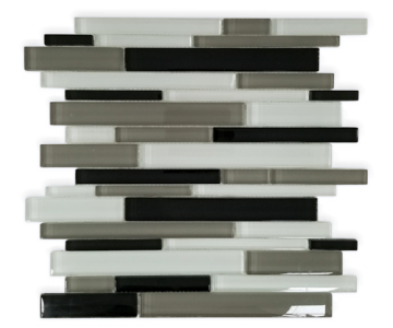 Mix 1101 Glass Mosaic Tile