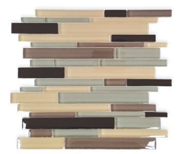 Mix 1103 Glass Mosaic Tile